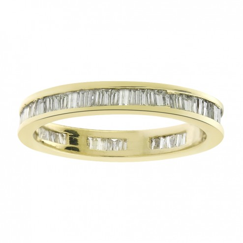 0-65-carat-baguette-diamond-eternity-vintage-wedding-band-set-in-14k-yellow-gold