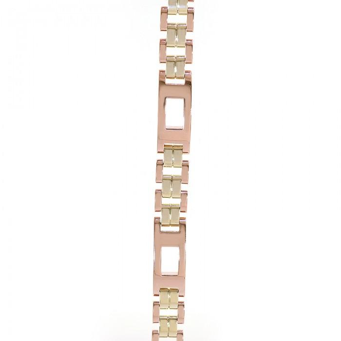 Genuine Tiffany & Co  Mens Vintage 14K Rose & Yellow Gold