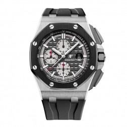 Audemars Piguet Royal Oak Offshore Chronograph Titanium Watch 26400IO