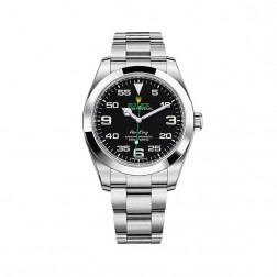 Rolex Air-King Stainless Steel Watch Oyster Bracelet 116900