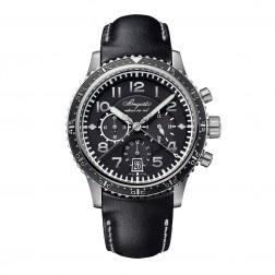 Breguet Type XXI Titanium Flyback Chronograph Watch 3810TI/H2/3ZU