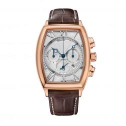 Breguet Héritage 18K Rose Gold Chronograph Watch 5400BR/12/9V6