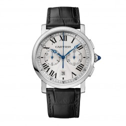 Cartier Rotonde de Cartier Stainless Steel Chronograph Watch WSRO0002