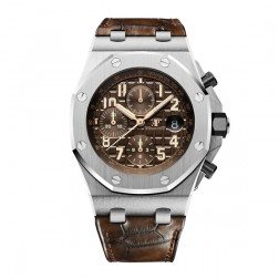 Audemars Piguet Royal Oak Offshore Chronograph Stainless Steel Watch 26470ST.OO.A820CR.01