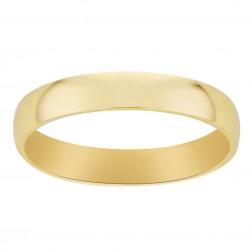 5.8 mm 14K Yellow Gold Men's Wedding Band