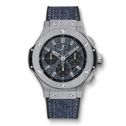 Hublot Big Bang Jeans Steel Chronograph Watch 301.SX.2770.NR.JEANS16