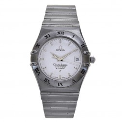Omega Constellation Chronometer Stainless Steel Automatic Watch 368.1201