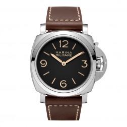 Panerai Luminor 1950 Marina Militaire 3 Days Stainless Steel Watch PAM00673