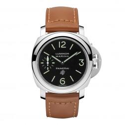 Panerai Luminor Marina Logo 44mm Stainless Steel Watch PAM01005
