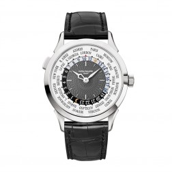 Patek Philippe Complications World Time 18K White Gold Watch 5230G-001