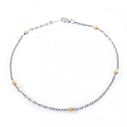 3597e8d4ce71a Womens Gold Ankle Bracelets | Avital & Co.