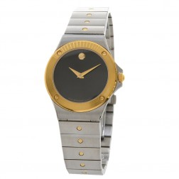 Movado Rondiro Stainless Steel Ladies Watch 84-E4-1834