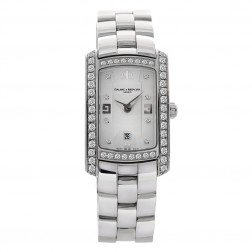 Baume & Mercier 8513 Hampton Milleis Stainless Steel Ladies Watch