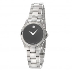 Movado Junior Sport Stainless Steel Ladies Watch 84 E3 1840