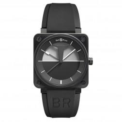 Bell & Ross BR 01-92 Horizon PVD Steel Watch