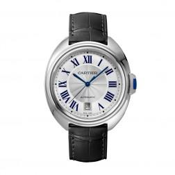Cartier Clé de Cartier Stainless Steel Watch WSCL0018