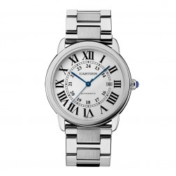 Cartier Ronde Solo de Cartier Stainless Steel Watch on Bracelet W6701011
