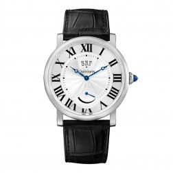Cartier Rotonde de Cartier Power Reserve Stainless Steel Watch W1556369