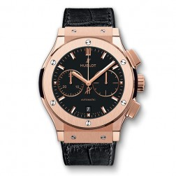 Hublot Classic Fusion King Gold Chronograph Watch 521.OX.1181.LR