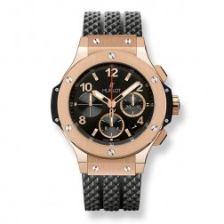 Hublot Big Bang Classic 18K Rose Gold Chronograph Watch 301.PX.130.RX
