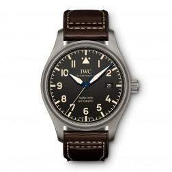 IWC Pilot Mark XVIII Heritage Titanium Watch IW327006