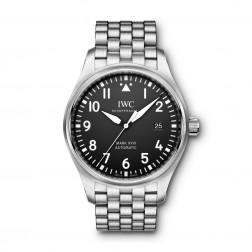 IWC Pilot Mark XVIII Stainless Steel Watch on Bracelet IW327011