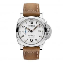 Panerai Luminor Marina 1950 3 Day Automatic 44mm Steel Watch PAM01499