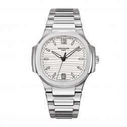 Patek Philippe Ladies Nautilus Stainless Steel Watch 7118/1A