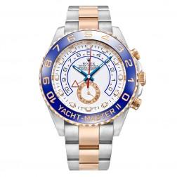 Rolex Yacht-Master II Stainless Steel & 18K Everose Gold Watch 116681