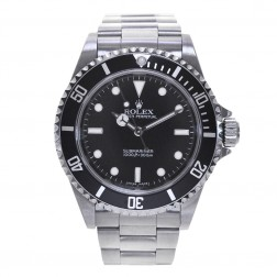 Rolex Submariner No Date Stainless Steel Watch 14060