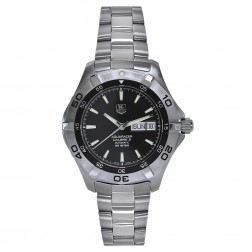 Tag Heuer Aquaracer Calibre 5 Stainless Steel Automatic Watch WAF2010